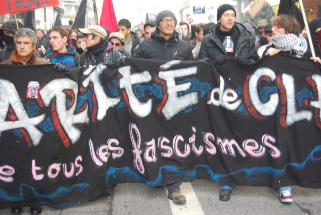 """On a dit """"tous les fascismes""""."""
