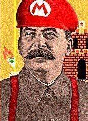 Super Mario Staline