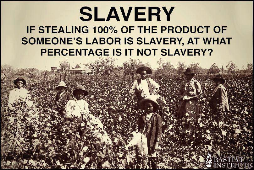 Etatisme : l'esclavage moderne