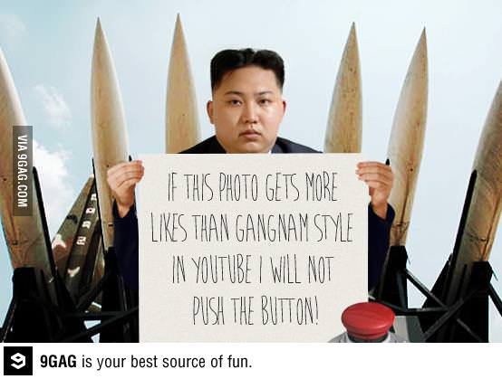 Gangnam style en Corée du nord