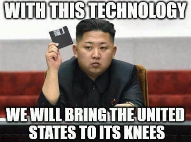 La disquette nucléaire