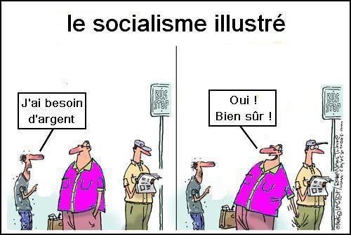 Le socialisme illustré