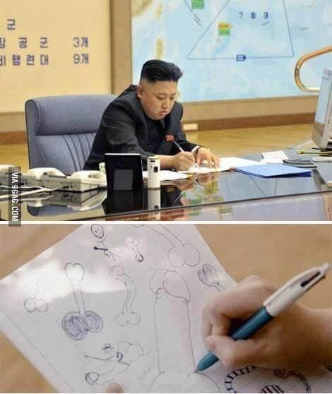 Plan d'invasion de la Corée du sud