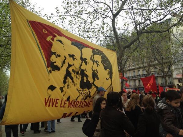 1er mai 2013 en France