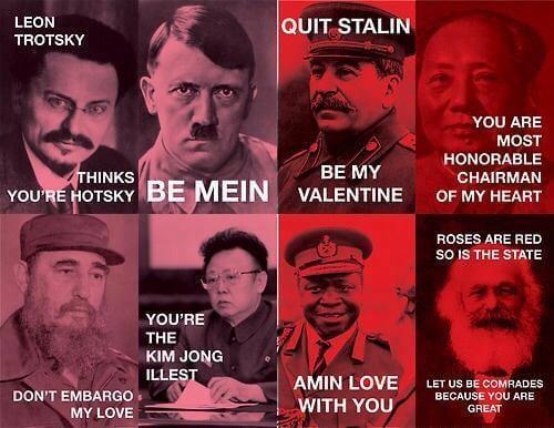 Leon Trotsky thinks you're hotsky