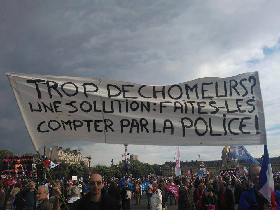 Trop de chômeurs en France ?
