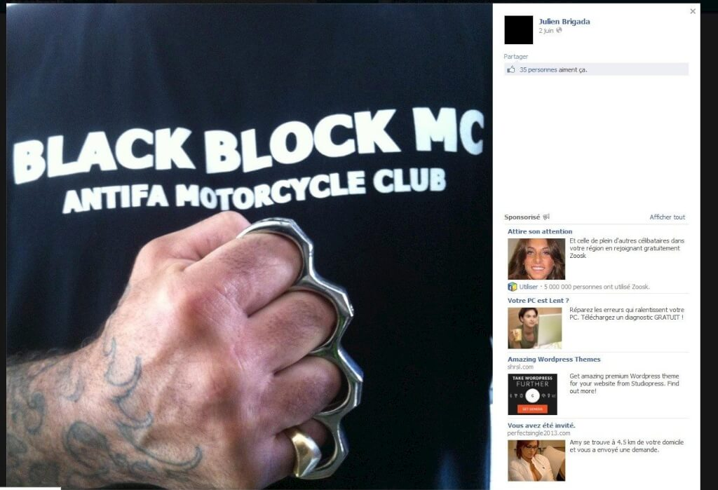 Antifa Motorcycle Club