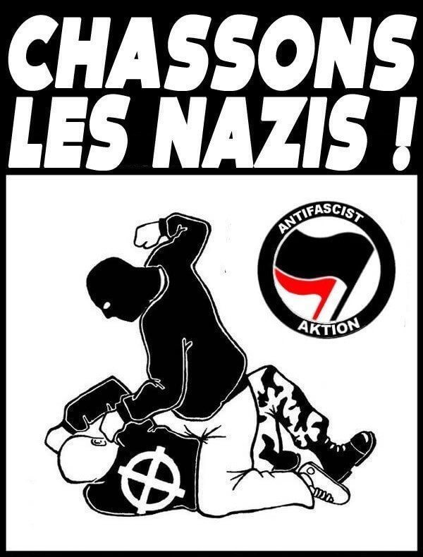Chassons les nazis