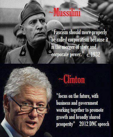 Fascisme ou corporatisme ?