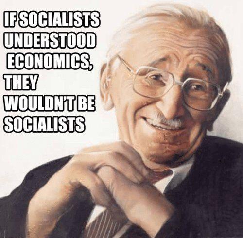 Si les socialistes comprenaient l'économie