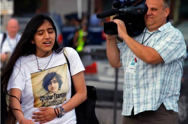 Dzhokhar Tsarnaev est innocent