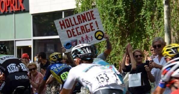 Hollande, dégage (du Tour de France)