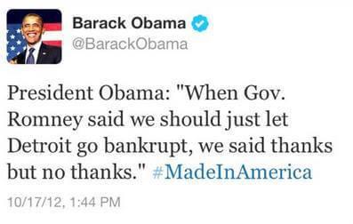 Made in Obama