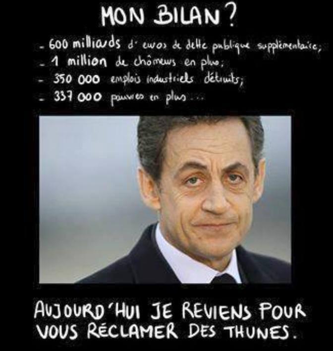 Nicolas Sarkozy, socialiste de droite