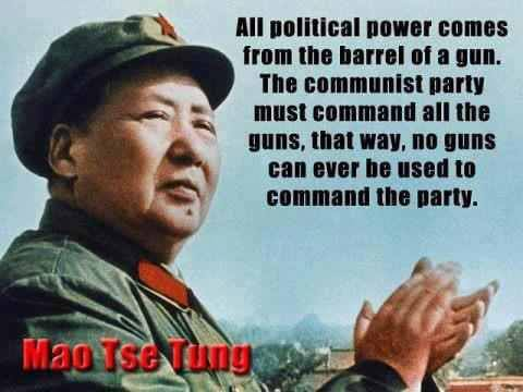 Power to the Communists