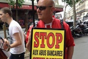 Stop aux abus bancaires