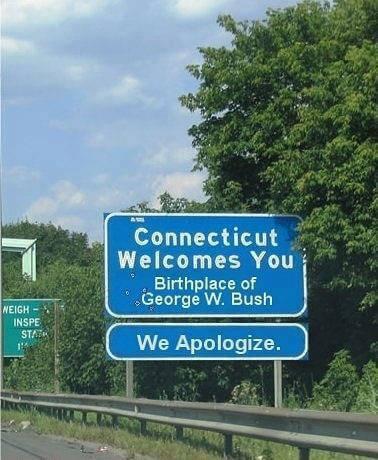Bienvenue dans le Connecticut
