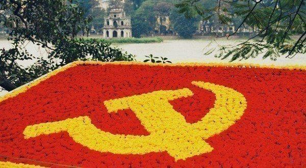 Fleurs communistes