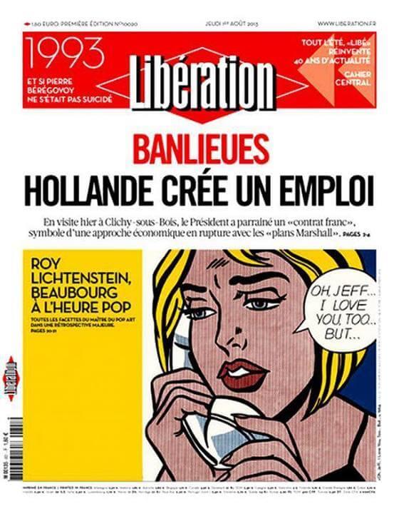 Hollande crée un emploi
