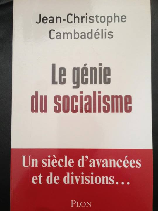Cambadélis, le génie du socialisme