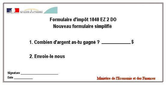 Nouveau formulaire simplifié