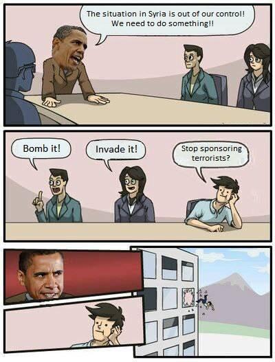 Obama réfléchit à une intervention en Syrie