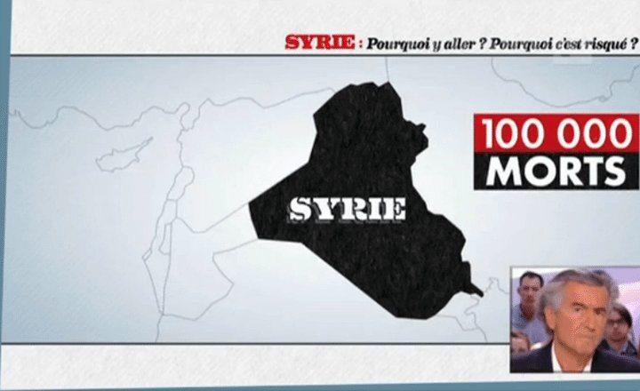 La Syrie, l'Irak, c'est pareil