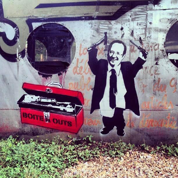 Hollande et sa boîte à outils