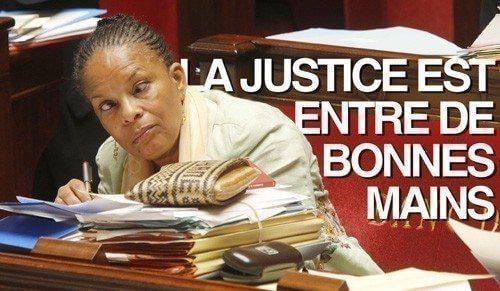 Avec Taubira, la justice est entre de bonnes mains