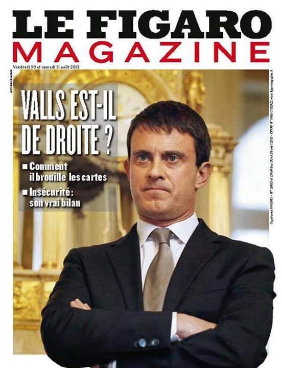 Valls est-il de droite ?