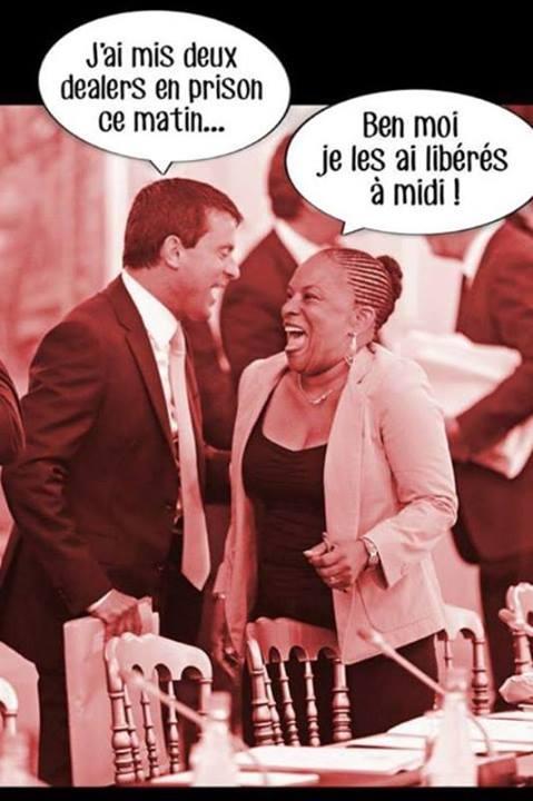 Valls, Taubira : complémentaires