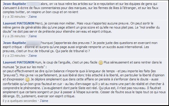 Bijoutier de Nice : pourquoi apporter des preuves ?