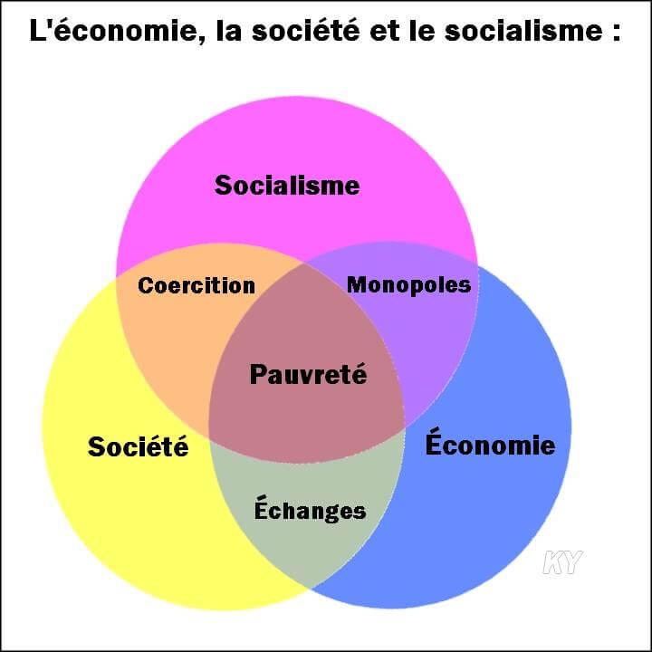 L'économie, la société et le socialisme