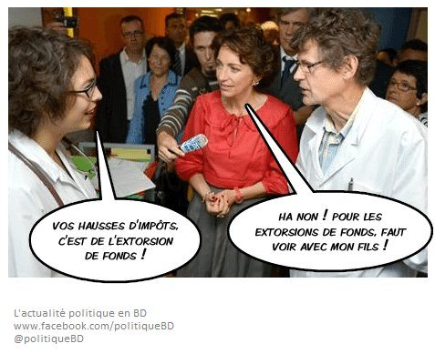 Extorsion de fonds