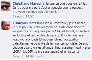 François Chatelain les adore