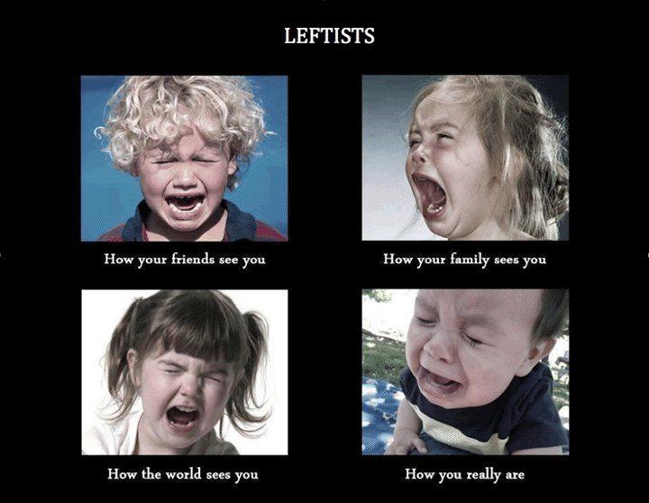 Les gens de gauche