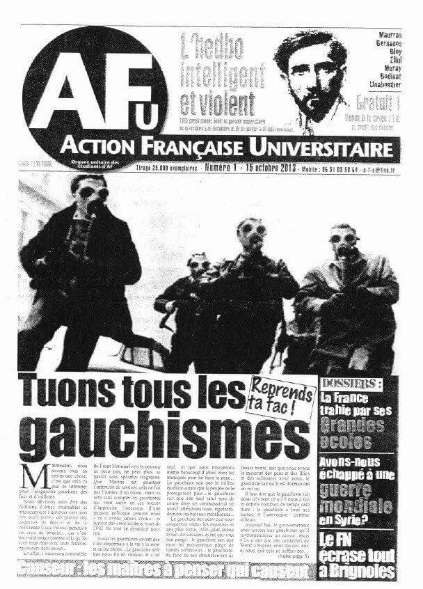 Action Française Universitaire