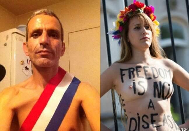 Boutih is not a Femen