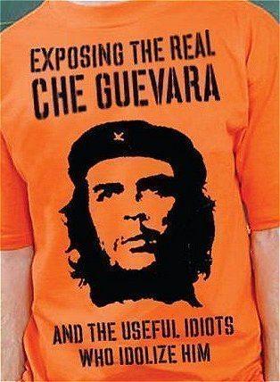 Che Guevara et les idiots utiles