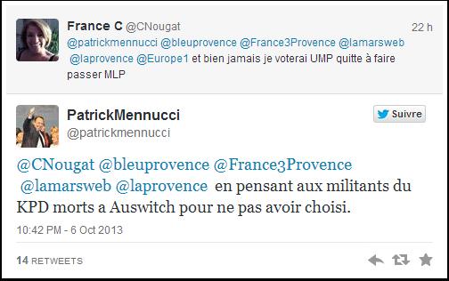 Le choix de Patrick Mennucci