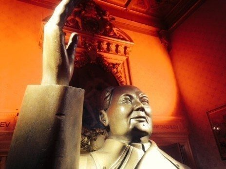 Mao au théâtre du Châtelet