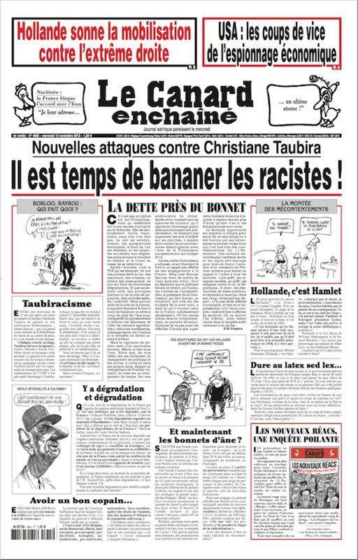Il est temps de bananer les racistes