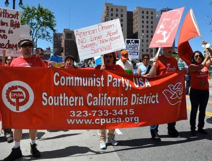 Communistes américains