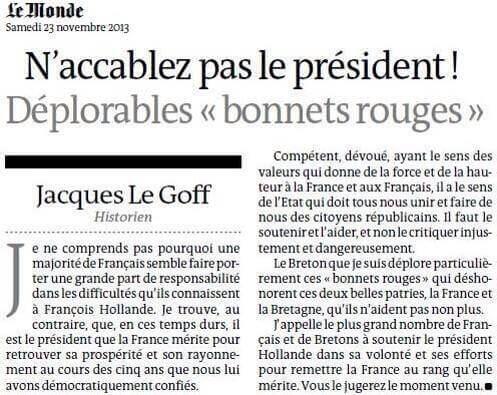 Jacques Le Goff, historien
