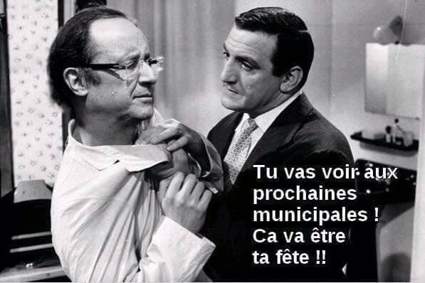 Bientôt les élections municipales 2014