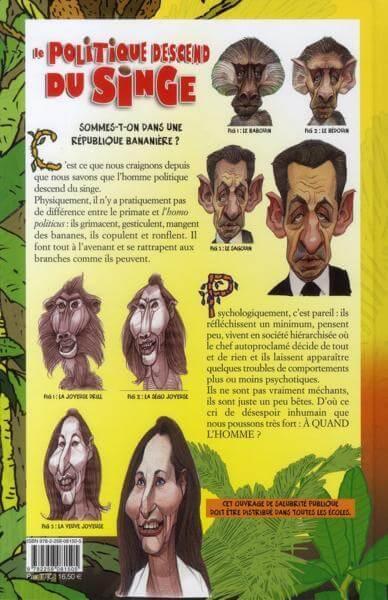 La politique descend du singe