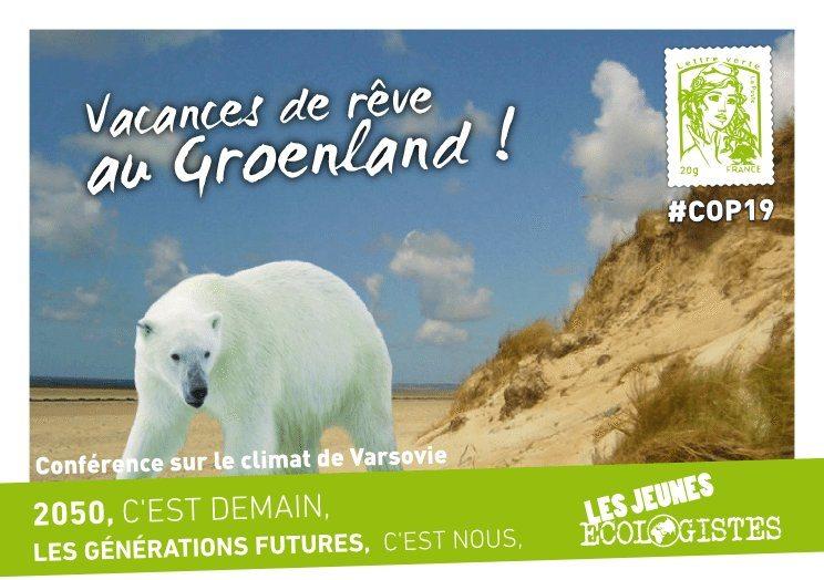 Vacances de rêve au Groenland