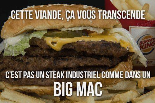 Bonjour Burger King