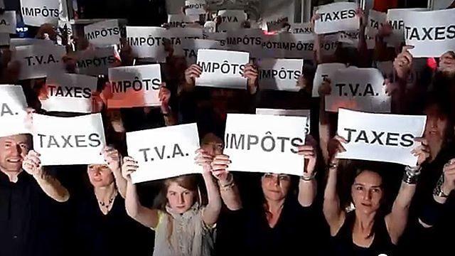Impôts, Taxes, TVA
