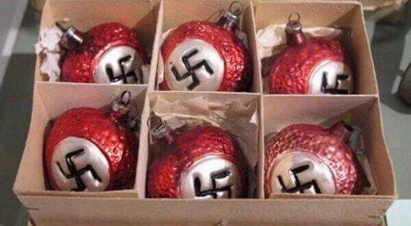 Joyeux Noël national-socialiste